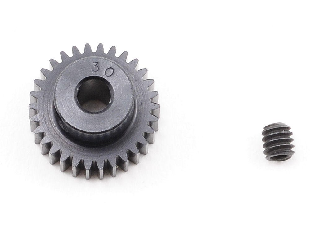"""Aluminum Pro"" 64P Pinion Gear (30T) by Robinson Racing"