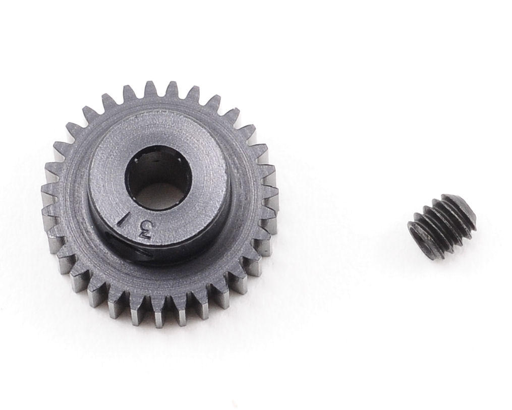 """Aluminum Pro"" 64P Pinion Gear (31T) by Robinson Racing"