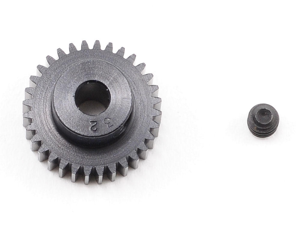 """Aluminum Pro"" 64P Pinion Gear (32T) by Robinson Racing"