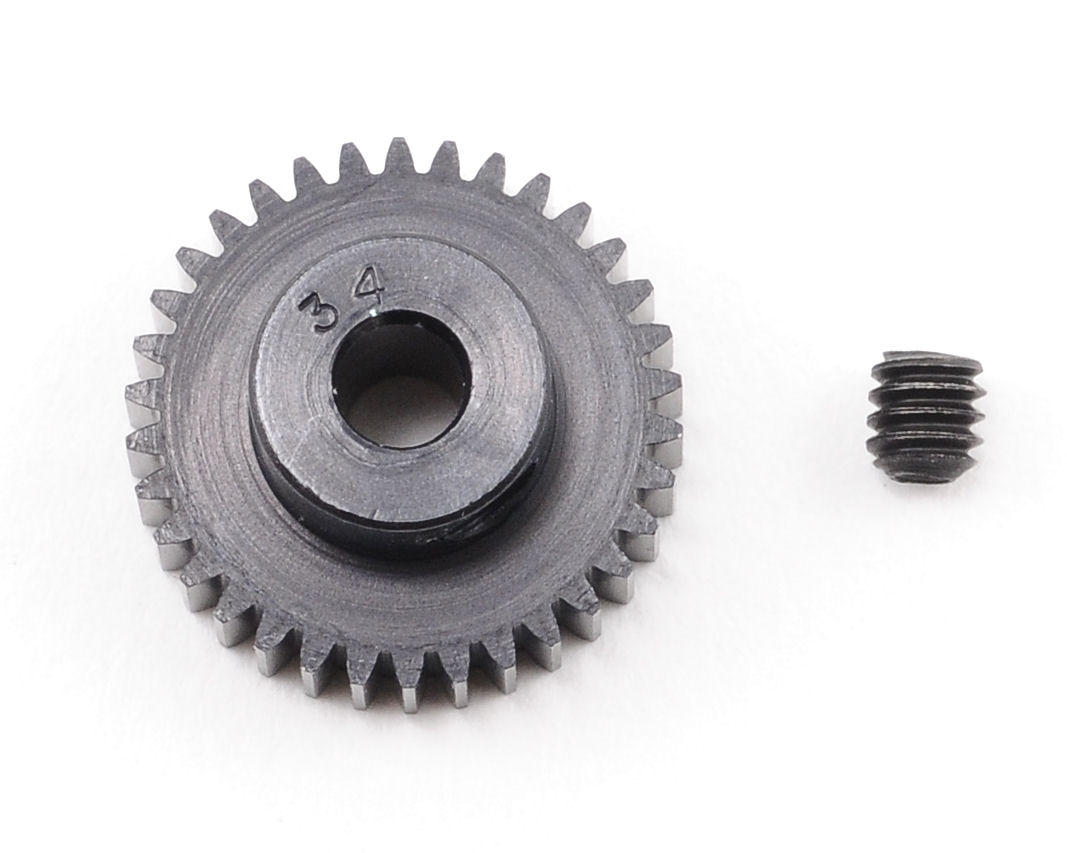 """Aluminum Pro"" 64P Pinion Gear (34T) by Robinson Racing"