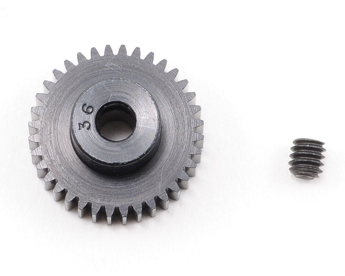"""Aluminum Pro"" 64P Pinion Gear (36T) by Robinson Racing"