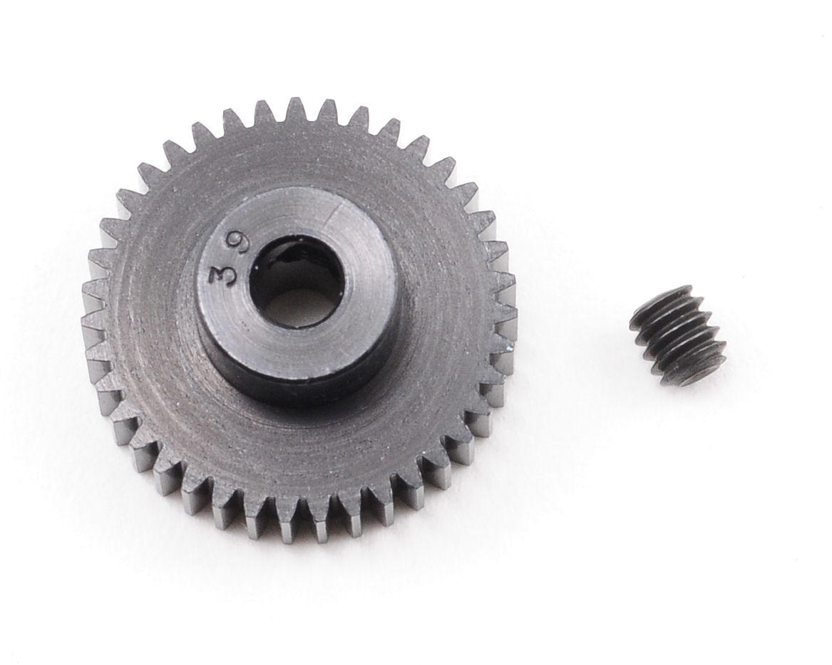 """Aluminum Pro"" 64P Pinion Gear (39T) by Robinson Racing"