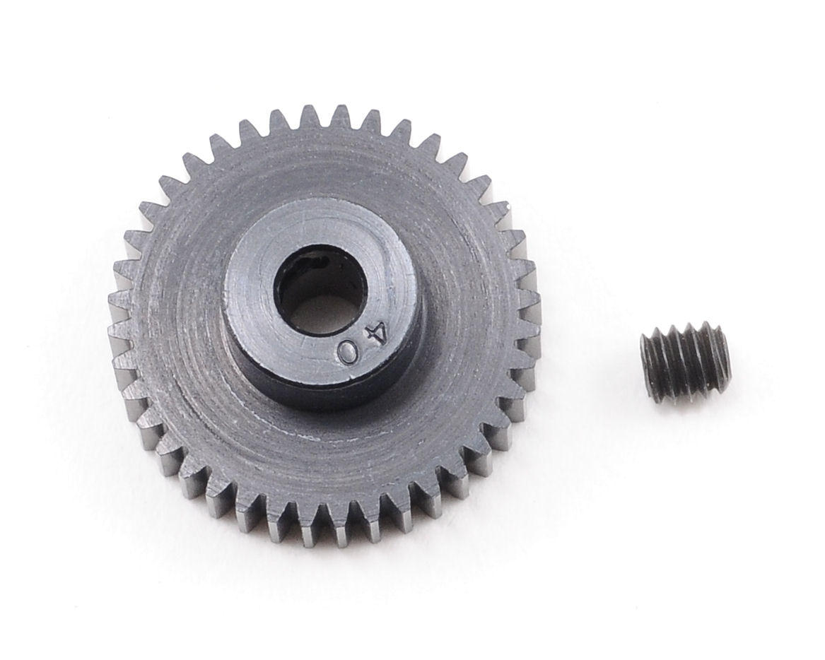 """Aluminum Pro"" 64P Pinion Gear (40T) by Robinson Racing"