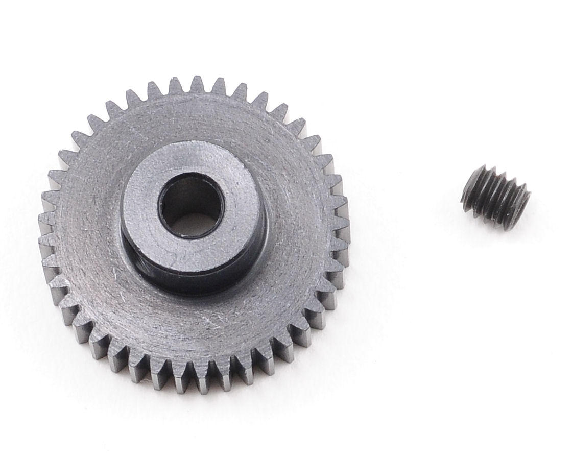 """Aluminum Pro"" 64P Pinion Gear (41T) by Robinson Racing"