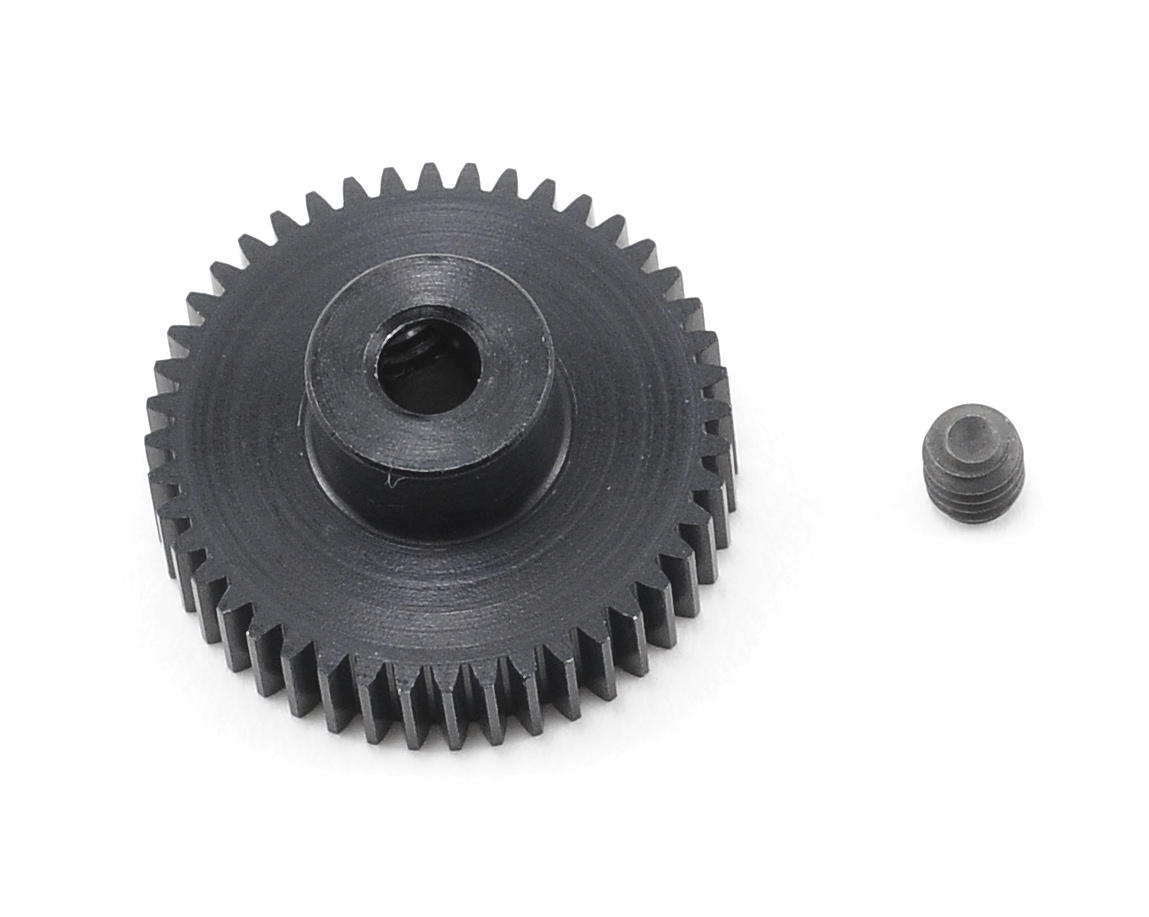 """Aluminum Pro"" 64P Pinion Gear (44T) by Robinson Racing"