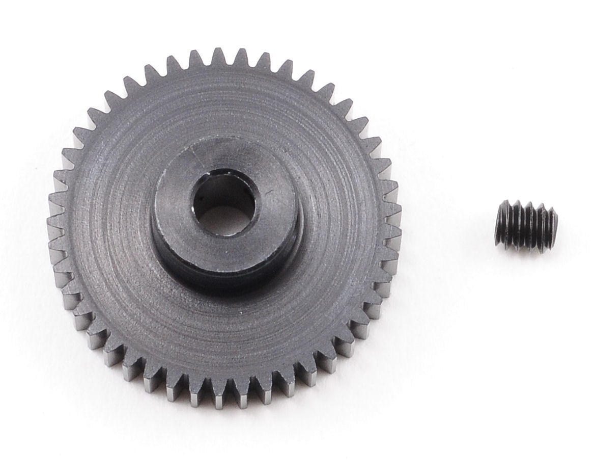 """Aluminum Pro"" 64P Pinion Gear (45T) by Robinson Racing"