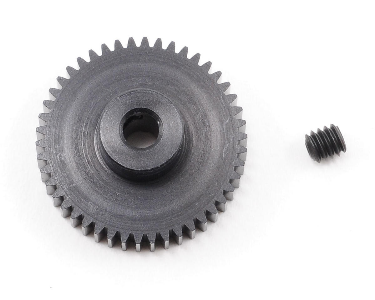 """Aluminum Pro"" 64P Pinion Gear (46T) by Robinson Racing"