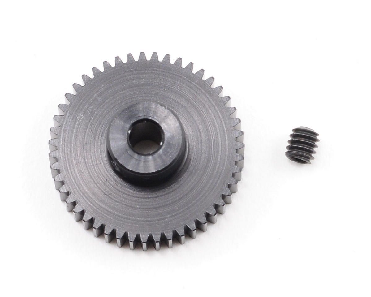 """Aluminum Pro"" 64P Pinion Gear (47T) by Robinson Racing"