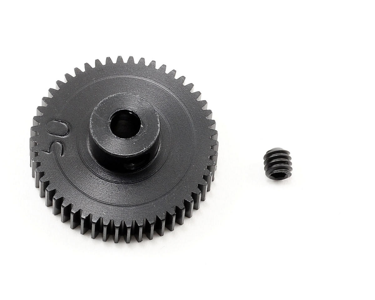 """Aluminum Pro"" 64P Pinion Gear (50T) by Robinson Racing"