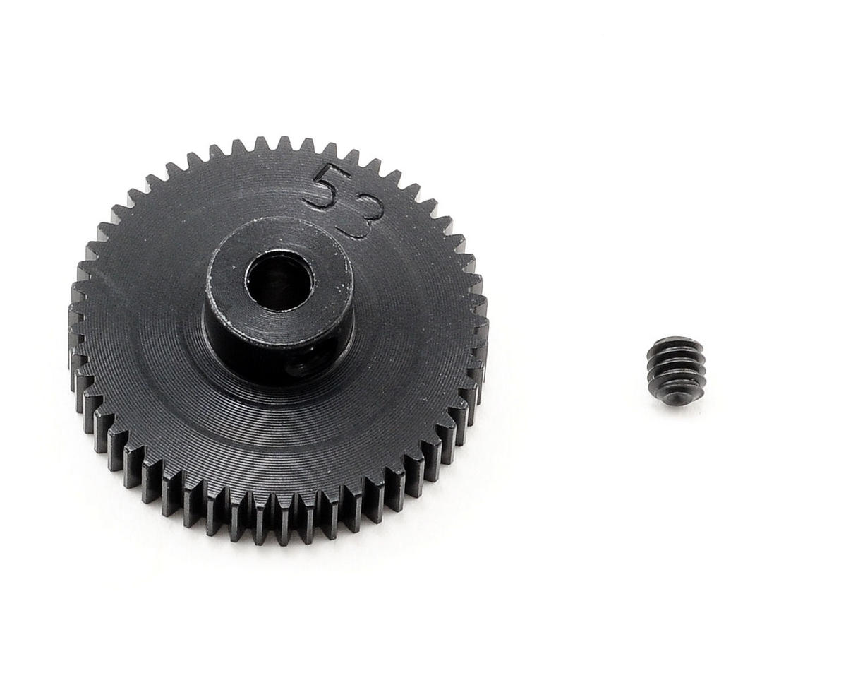 """Aluminum Pro"" 64P Pinion Gear (53T) by Robinson Racing"