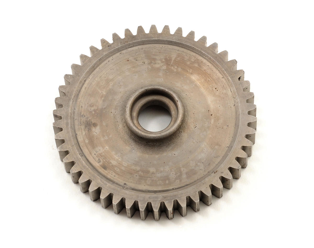 Hard Steel Spur Gear (46T) by Robinson Racing