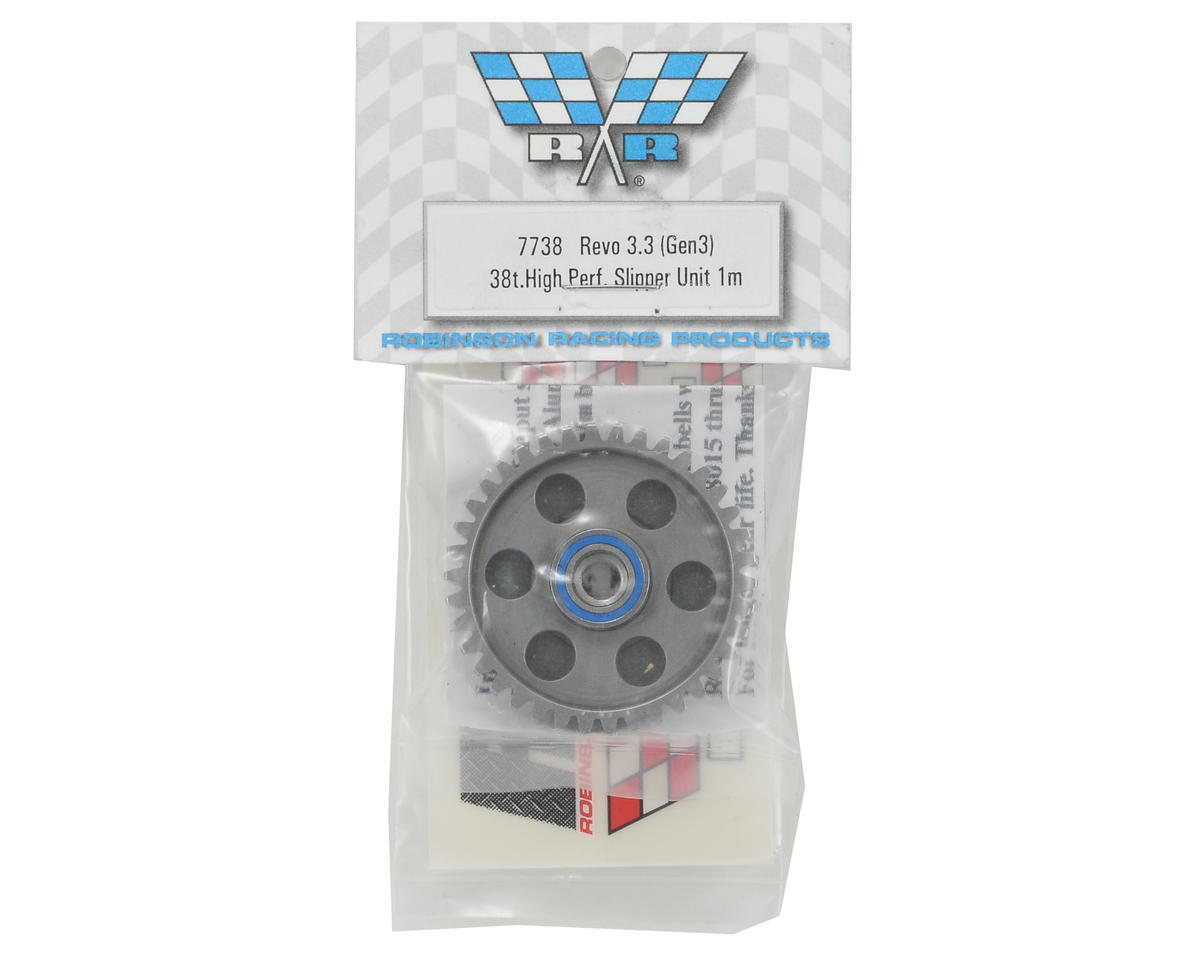 Robinson Racing Gen3 Slipper Kit (Revo 3.3) (38T)
