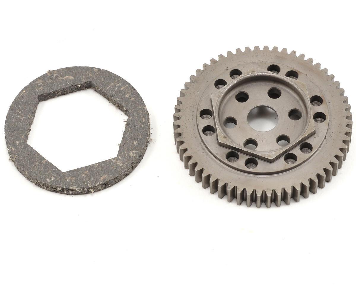 Robinson Racing Steel Spur Gear & Slipper Pad (56T)