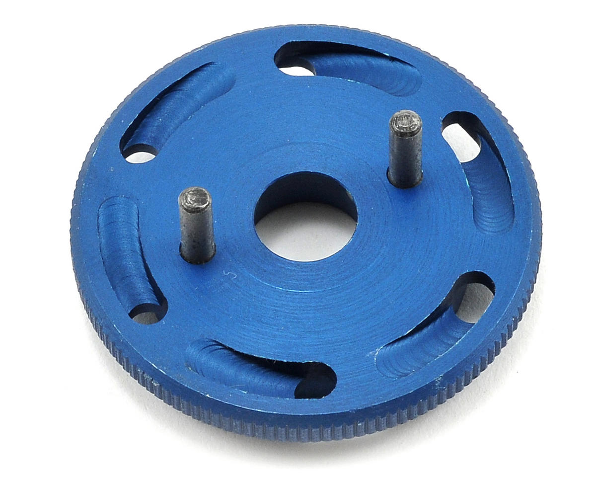 Robinson Racing Vented Aluminum Flywheel (Blue)