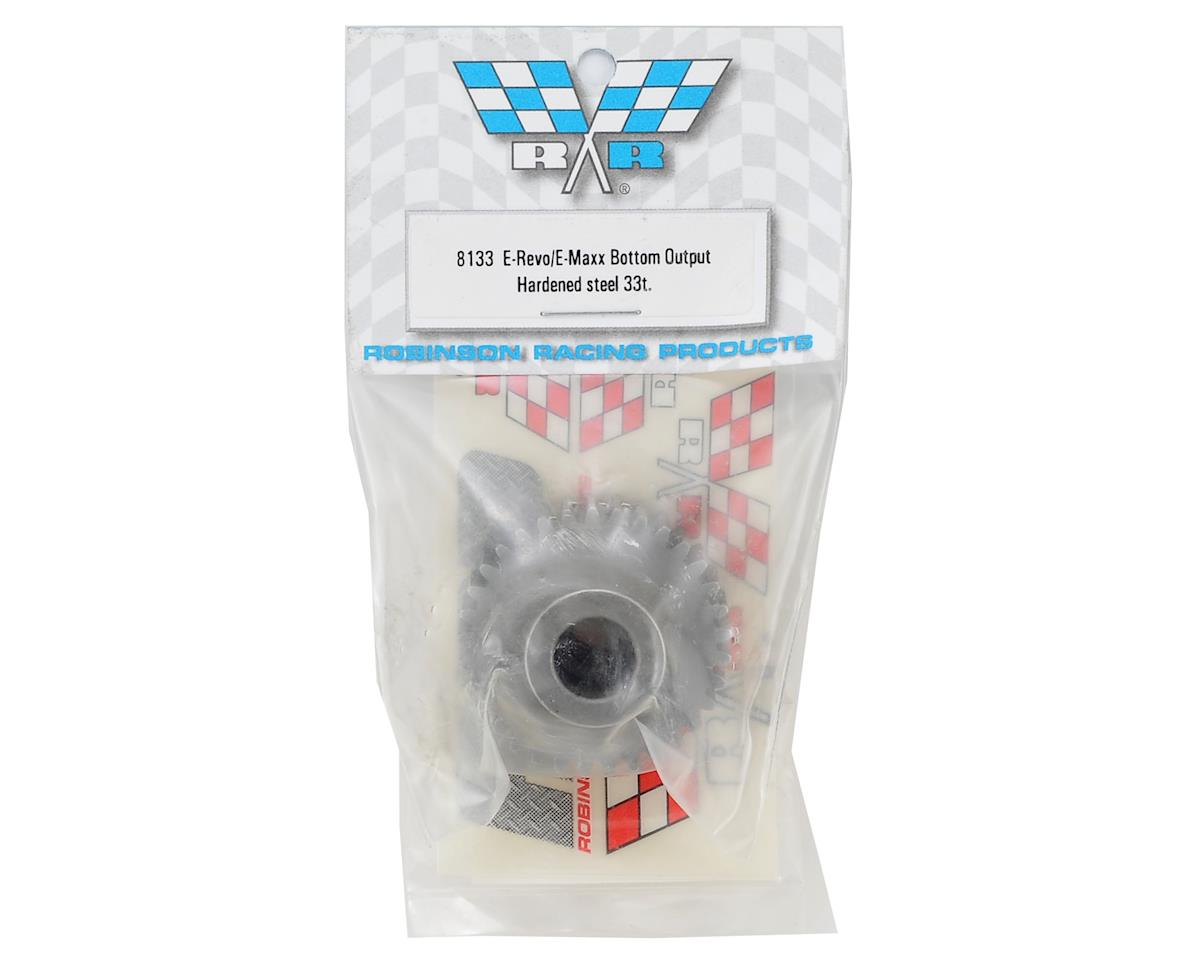 Robinson Racing E-Revo/E-Maxx Hard Steel Output Gear (33T)