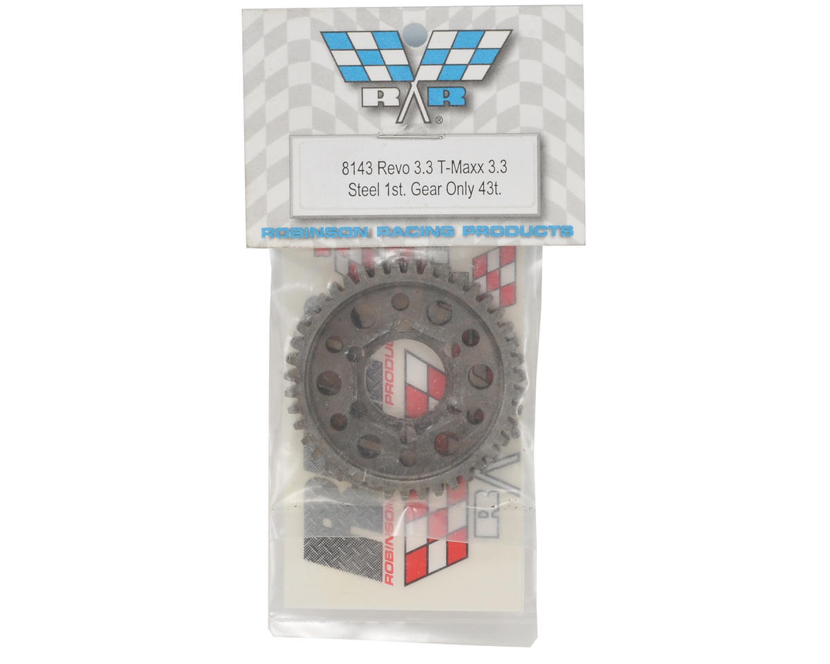 Robinson Racing Mod 1 Steel 1st Only Gear