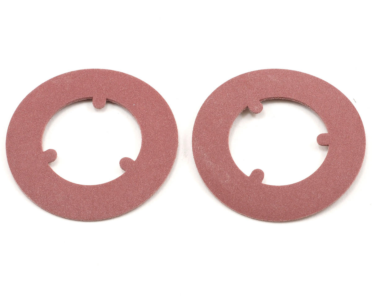 Robinson Racing Double Disc Slipper Pad Set (2)