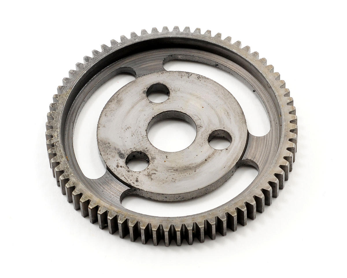 Robinson Racing 5mm Bore Extra Hard Mod .8 Spur Gear (68T)