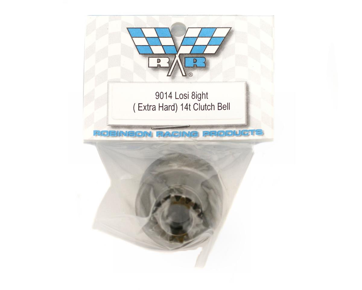 Robinson Racing Losi 8ight X/Hard Steel Clutch Bell (14T)
