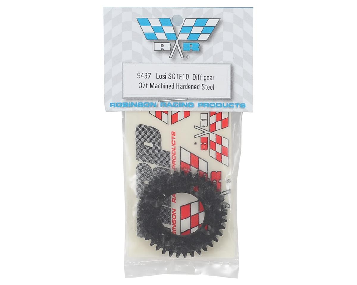 Robinson Racing TEN-SCTE Hardened Machined Steel Diff Gear (37T)