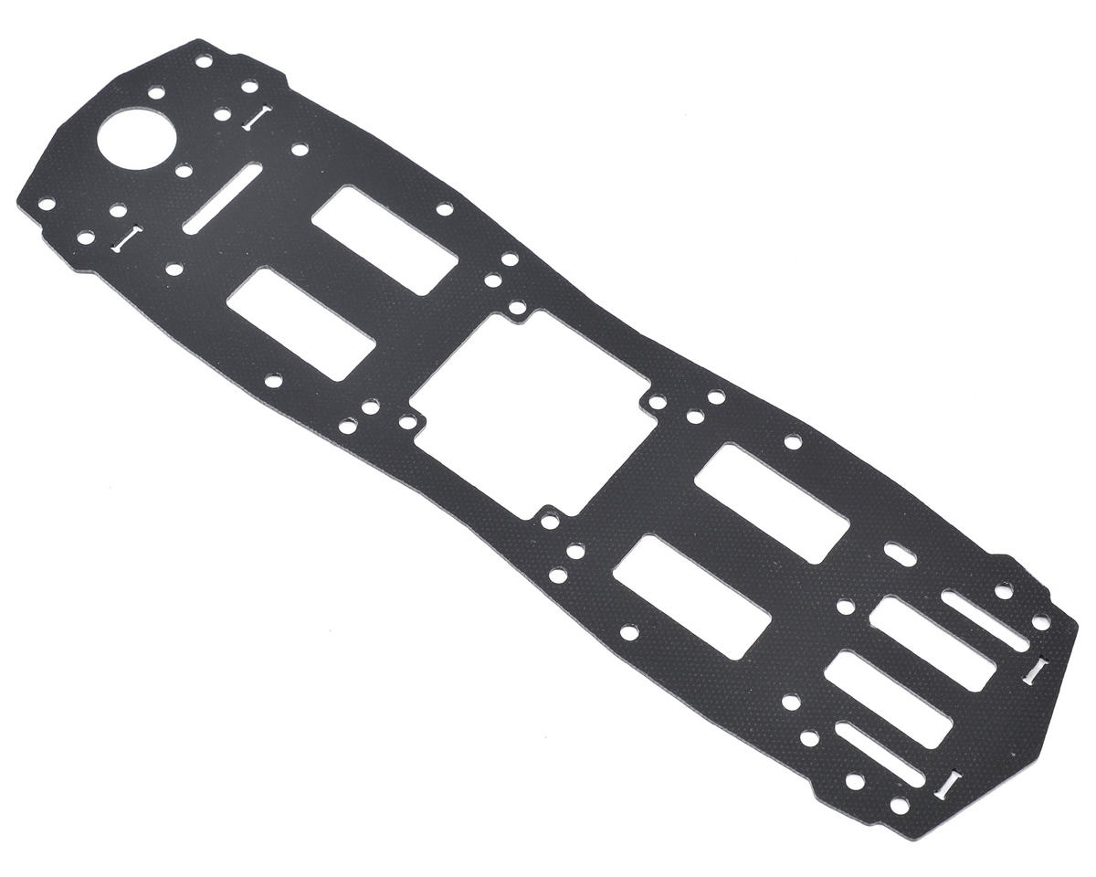R-Squared Innovations Nemesis 240 Mini G10 Clean Section Lower Plate