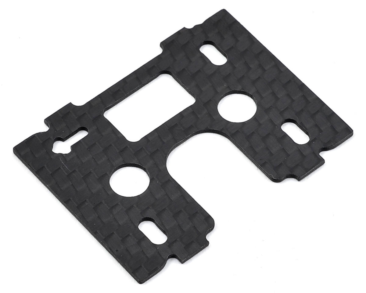 R-Squared Innovations Nemesis 240 Mini Carbon Fiber Rear Bulkhead Plate