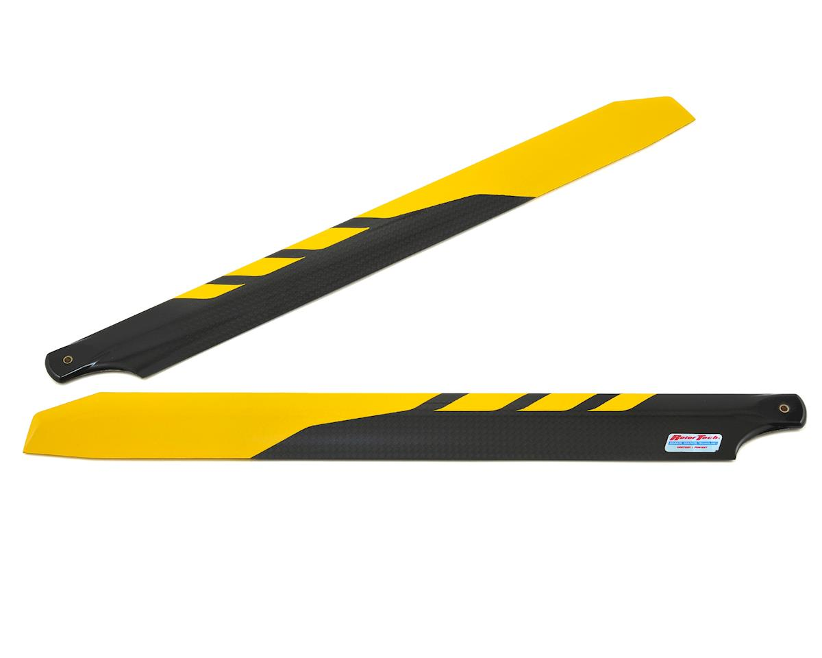 "320mm ""Sport"" Rotor Blade Set (B-Surface) by RotorTech"