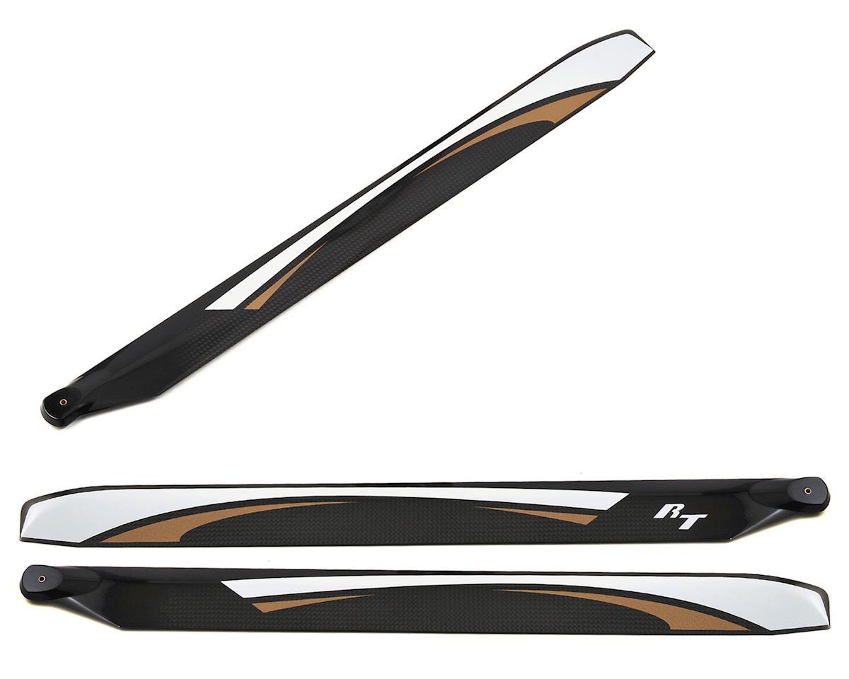 RotorTech 480mm Flybarless Main Blade Set (3-Blade Set)