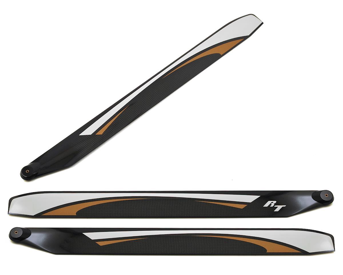 RotorTech 560mm Flybarless Main Blade Set (3-Blade Set)
