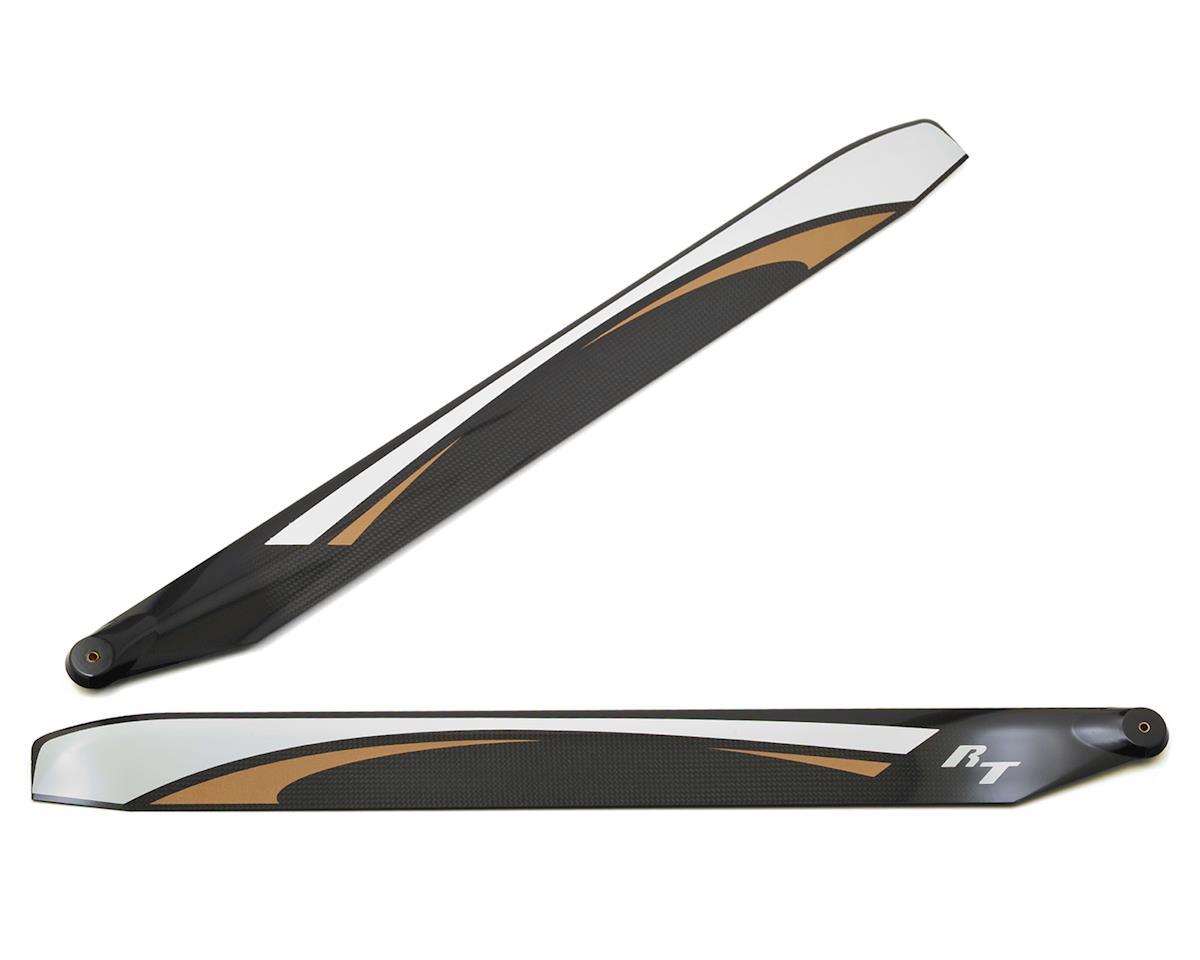 RotorTech 640mm Flybarless Main Blade Set