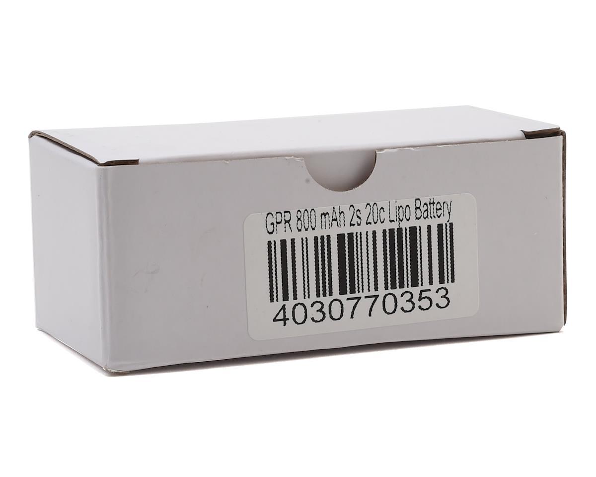 RaceTek GPR 2S 20C LiPo Battery (7.4V/800mAh)