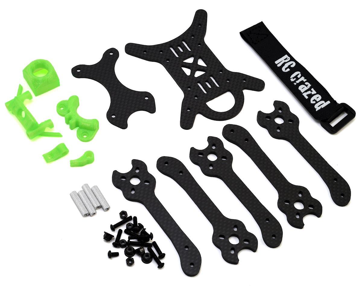 """RaceTek RCCrazed Slim Phast 5"""" Complete Frame Kit"""