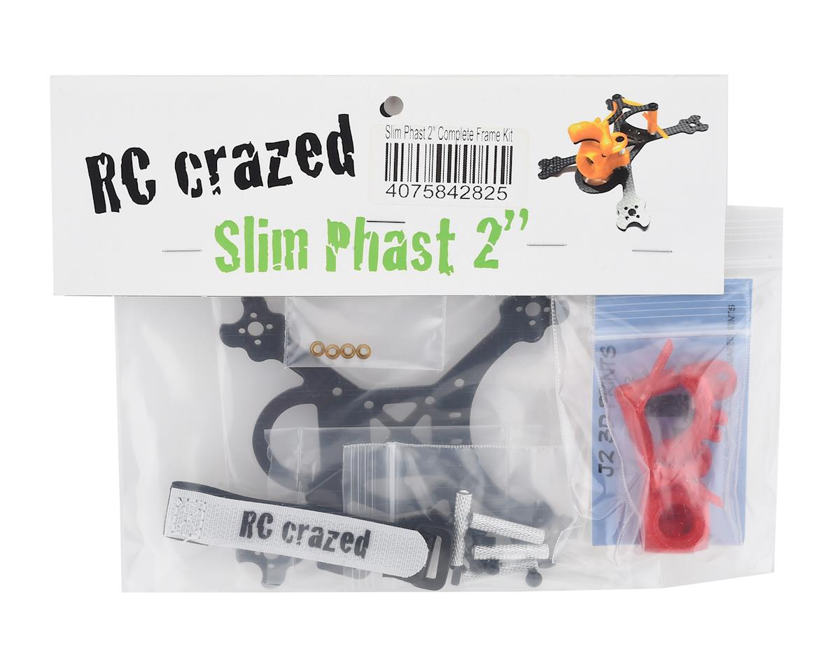 "Image 3 for RaceTek RCCrazed Slim Phast 2"" Complete Frame Kit"