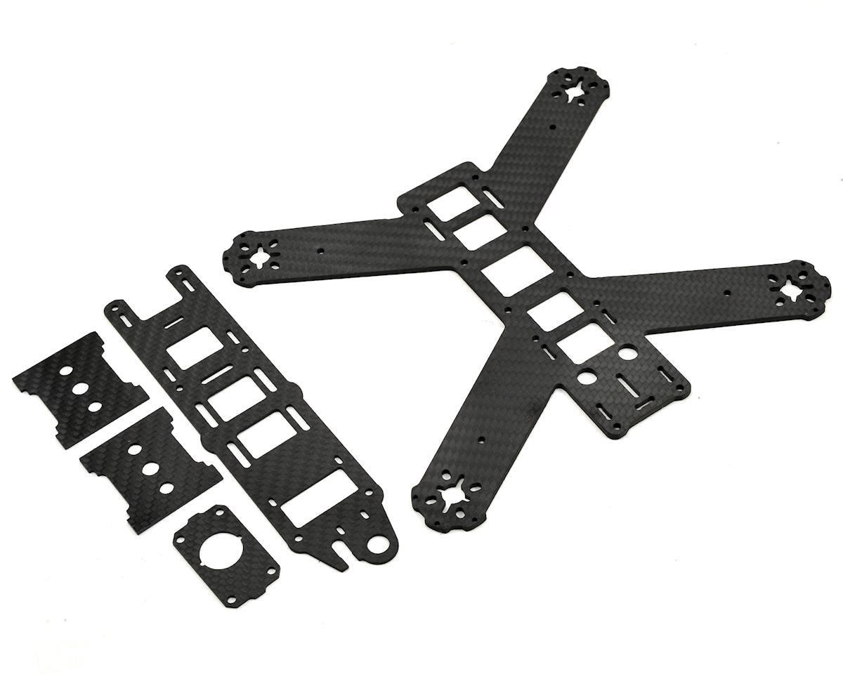 RaceTek QAV210 Carbon Fiber Mini FPV Quadcopter Drone Kit