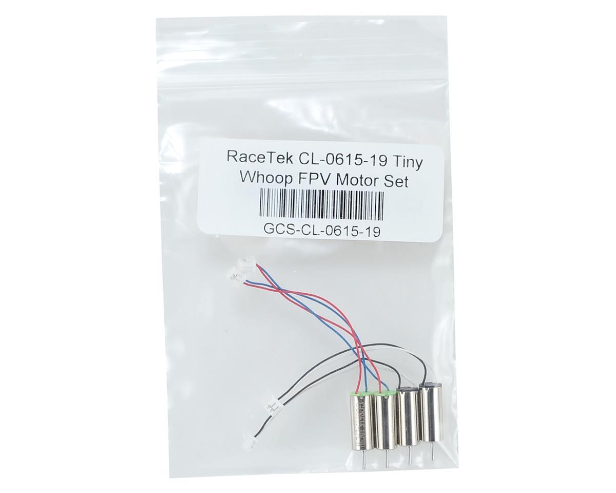 "RaceTek CL-0615-19 TinyFPV ""Stage 3"" Motor Set (19,600kV)"