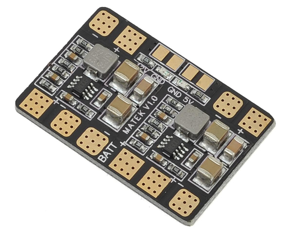 RaceTek Matek Mini PDB (5V/12V)