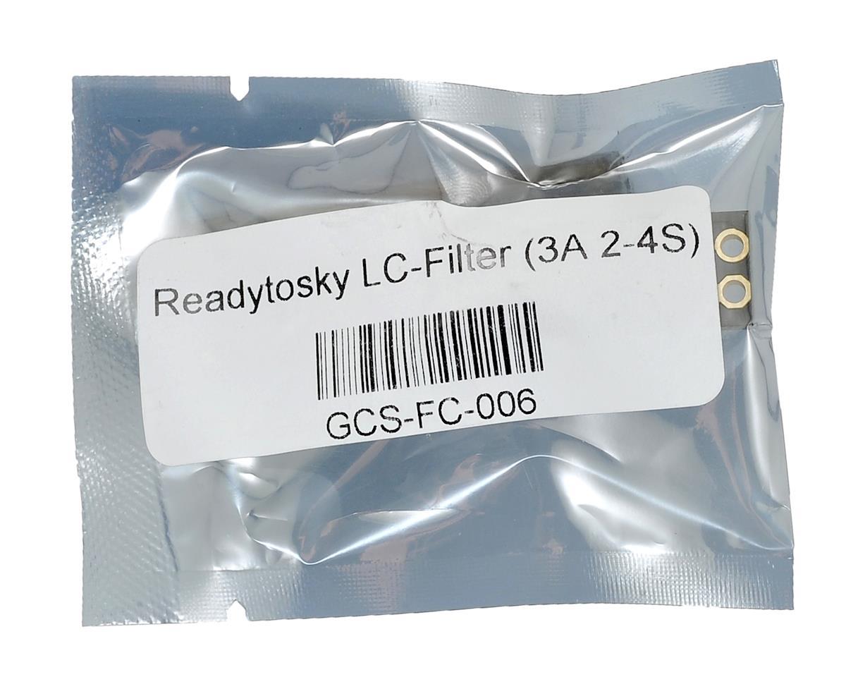RaceTek LC-Filter (3A/2-4S)