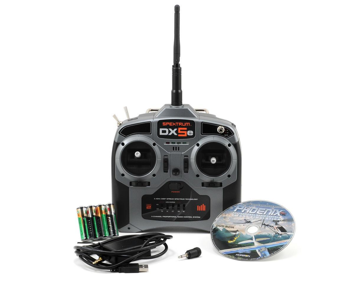 Runtime Games Phoenix R/C Pro Flight Simulator V2 5 w/DX5e Transmitter