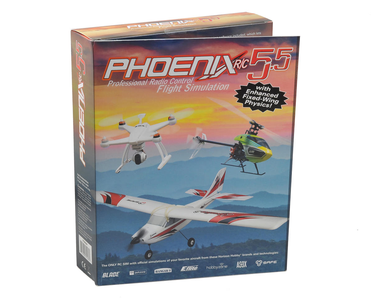 Phoenix R/C Pro Simulator V5.5 by Runtime Games