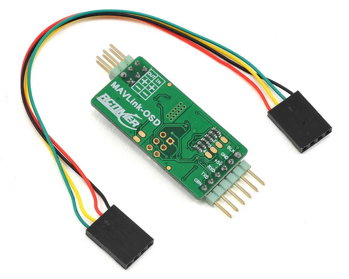 RCTimer MAVLink-OSD V1.0 (Suit AIOP, ArduFlyer, APM)