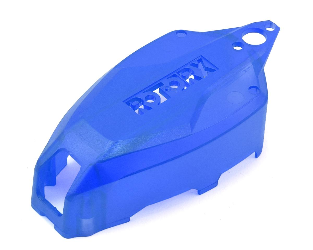 RotorX Atom V3 Canopy (Blue)