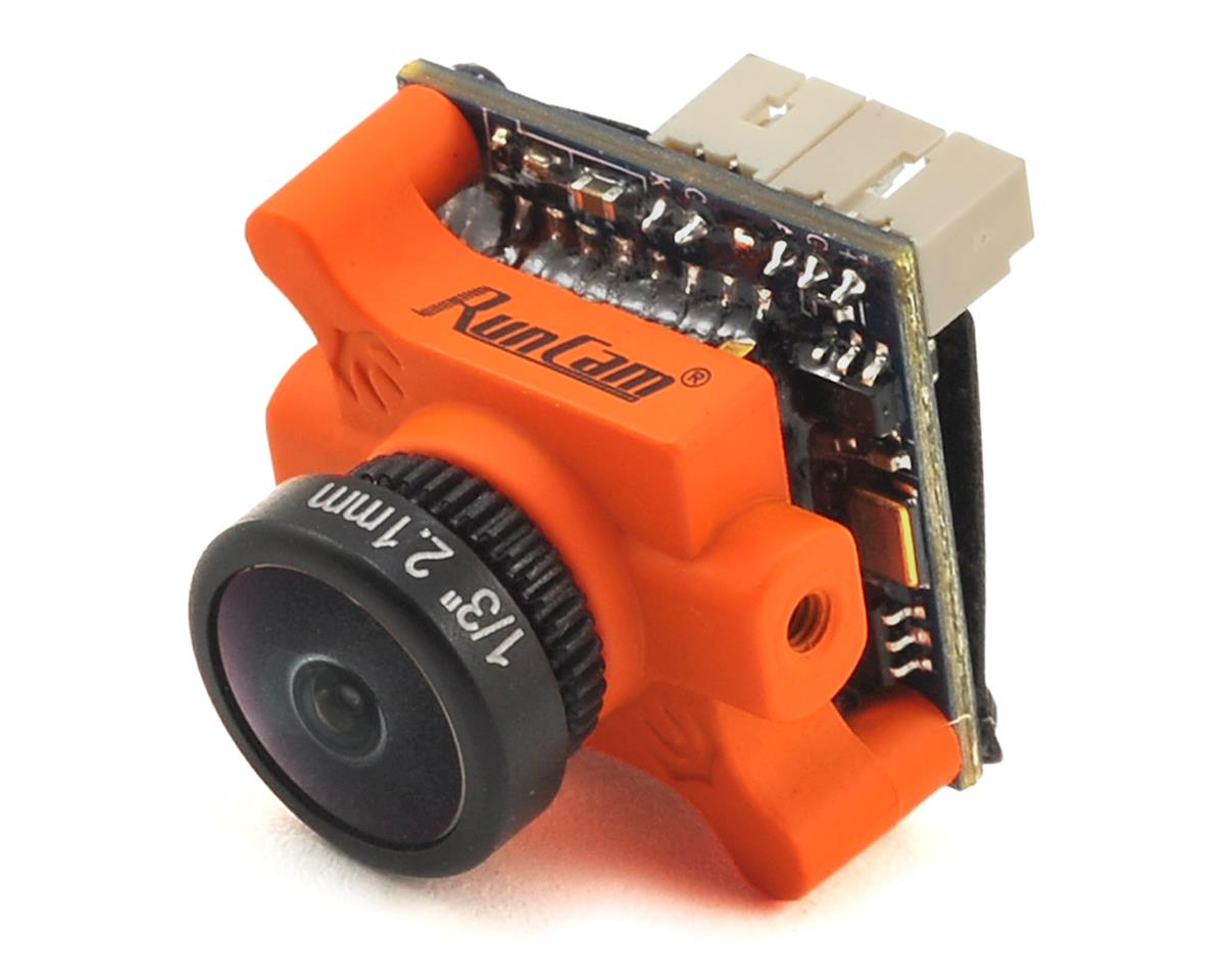 Runcam Micro Swift FPV Camera (2.1mm Lens) (Orange)