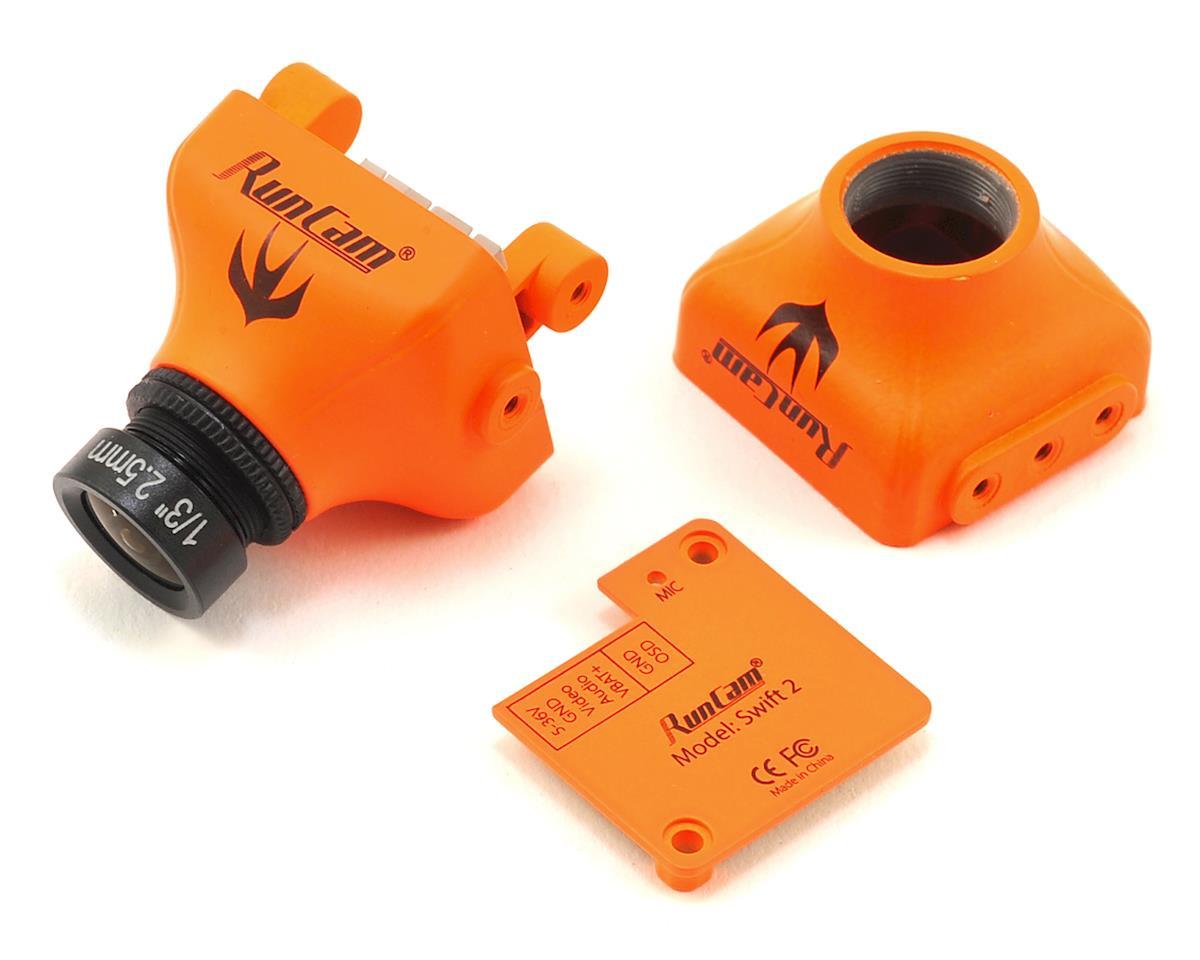 Runcam Swift2 FPV Camera (2.5mm Lens) (Orange)
