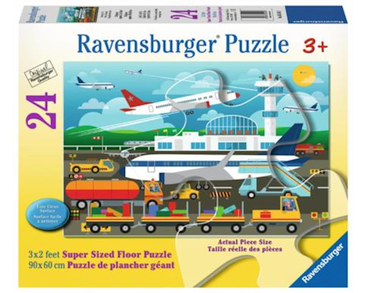 5546 Preparing to Fly Floor Puzzles (24 Piece)
