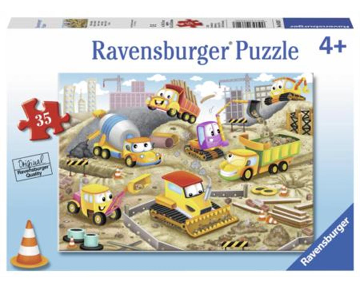 08620 - Raise the Roof Jigsaw Puzzles (35 Piece)