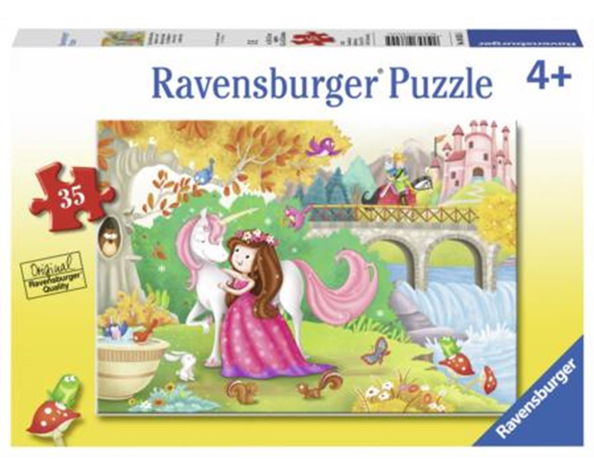 08624 - Afternoon Away Jigsaw Puzzles (35 Piece)