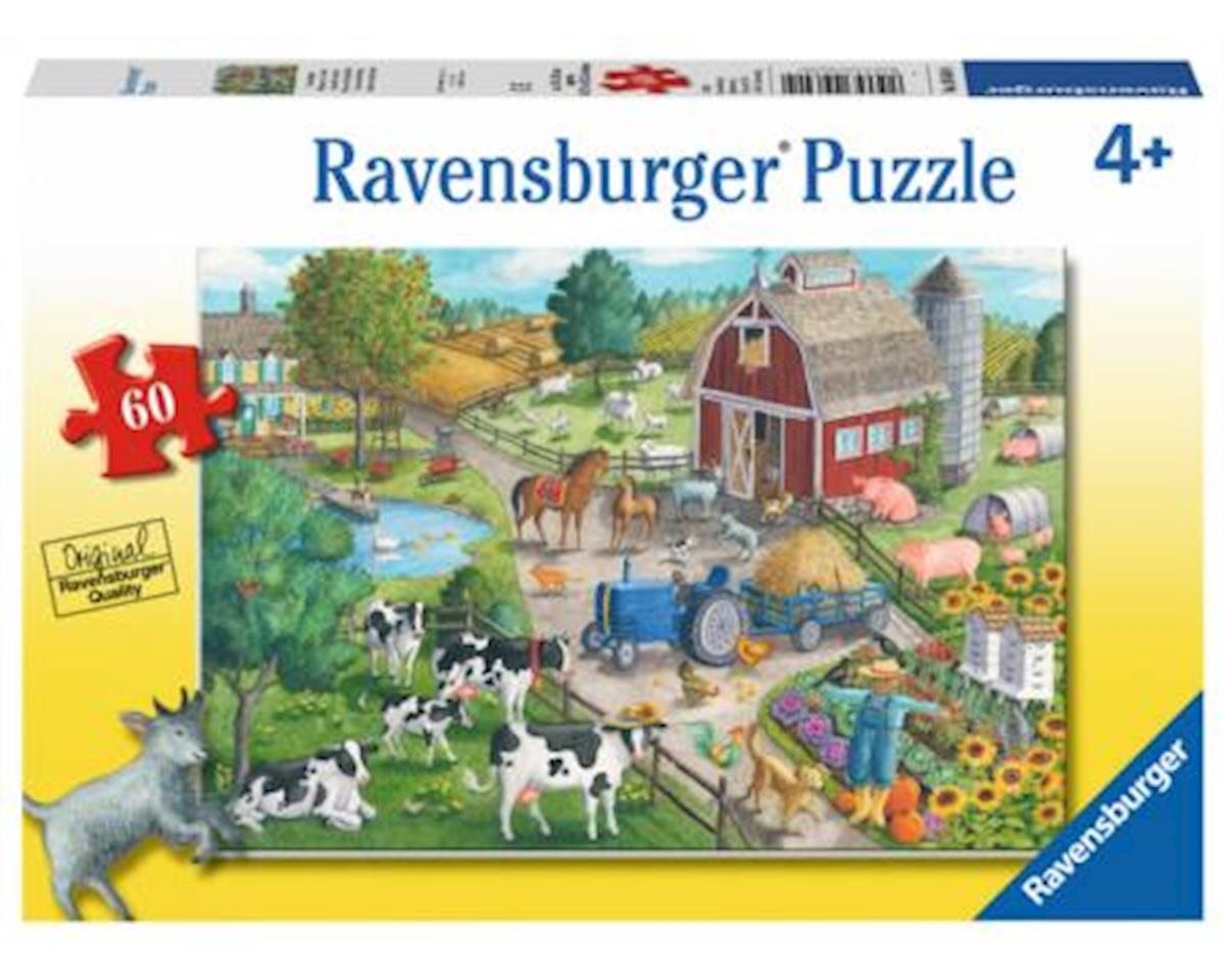 09640 - Home on the Range Jigsaw Puzzles (60 Piece)