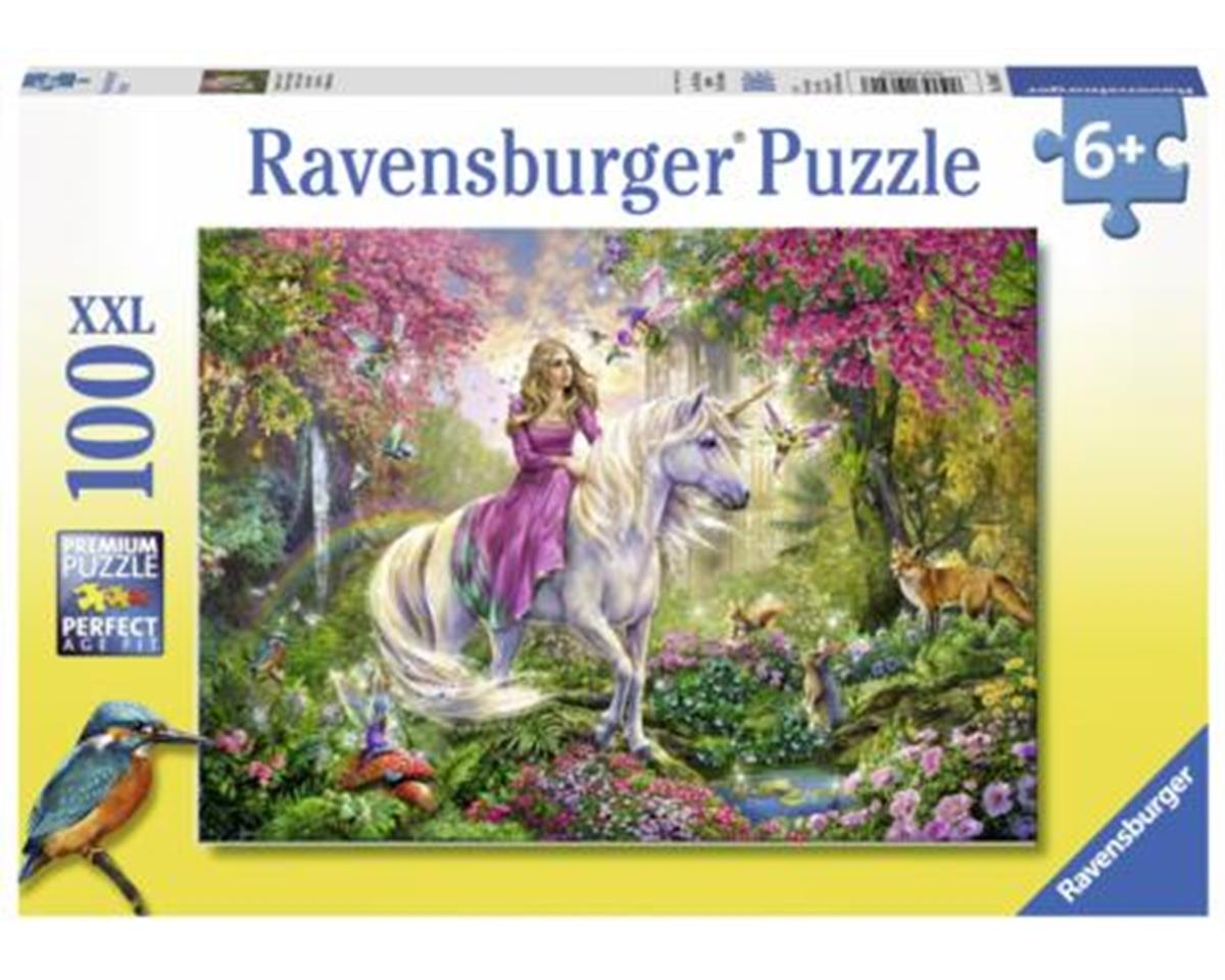 10641 - Magical Ride Jigsaw Puzzles (100 Piece)