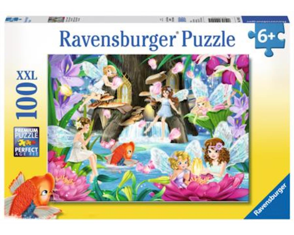 Magical Fairy Night Puzzle (100 Piece)