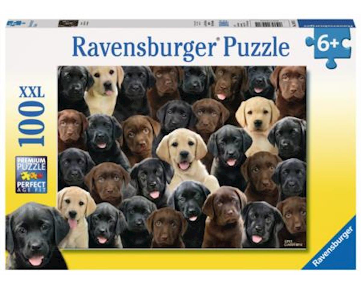 Labradors Puzzle (100 Piece)